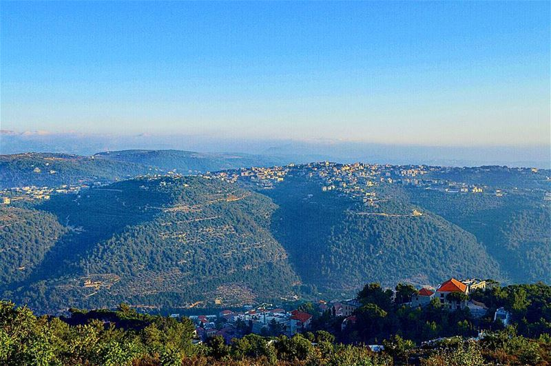 Frm the mountaintops of lebanon morningpost  morningview  photography ...