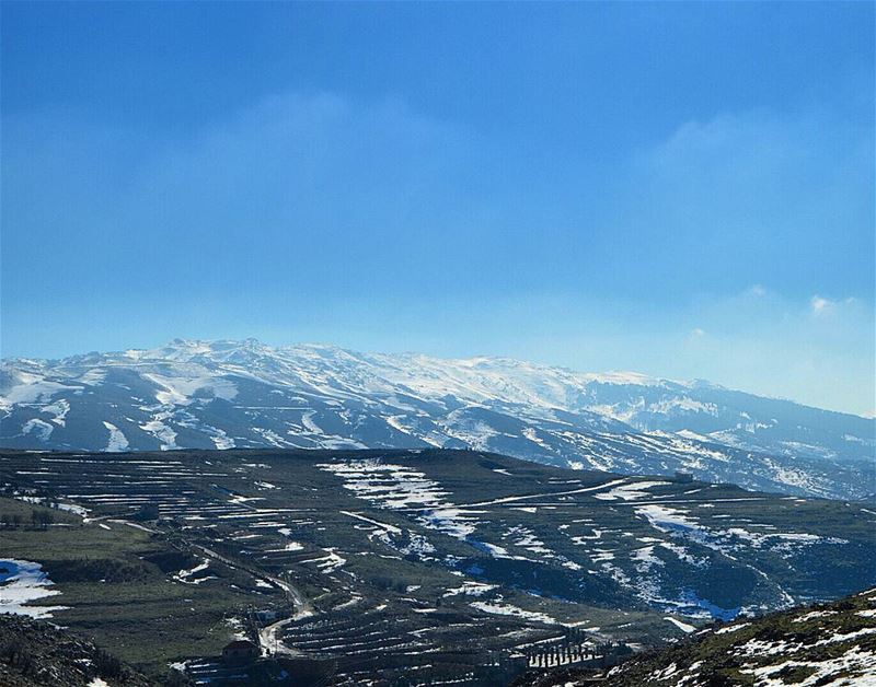 beautiful mountainsoflebanon mountlebanon snowtime winter white snow...