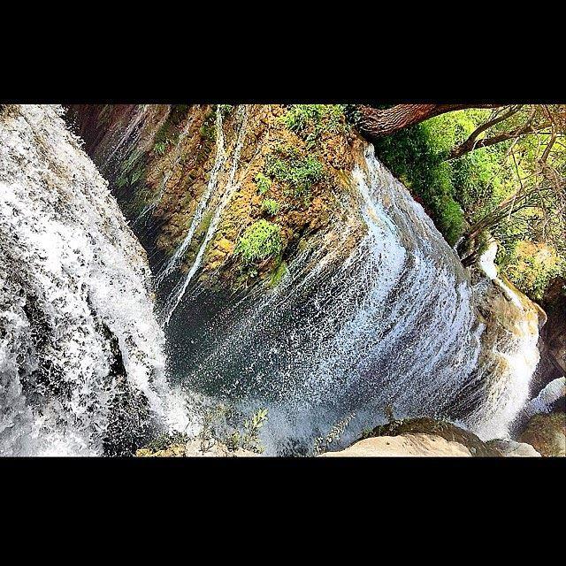 The hidden treasure of akkar waterfall falls crystalwater freshwater ...