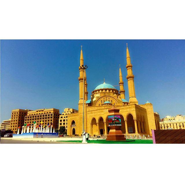 Its been 16 days from fasting ramadan ramadankareem mosque...