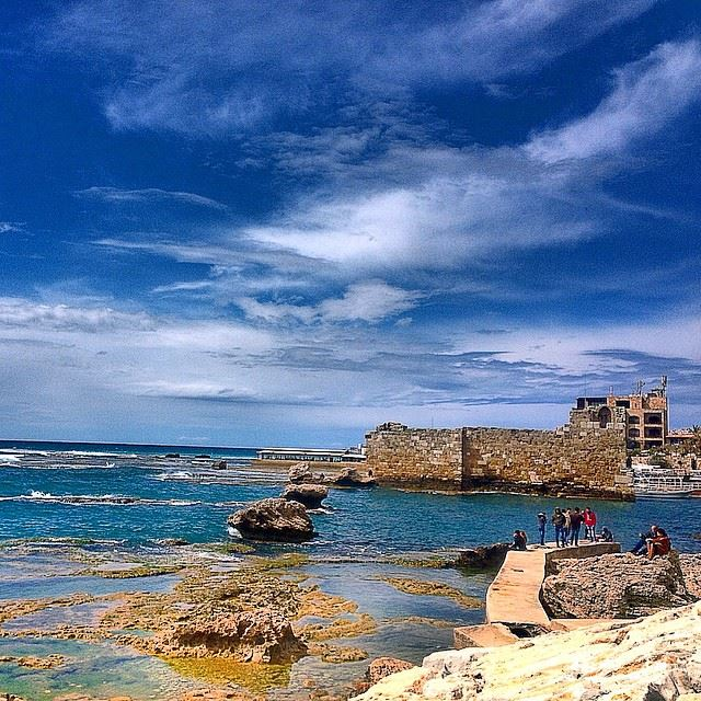 Jbeil one of the richest archeological areas in lebanon  byblos  jbeil ...