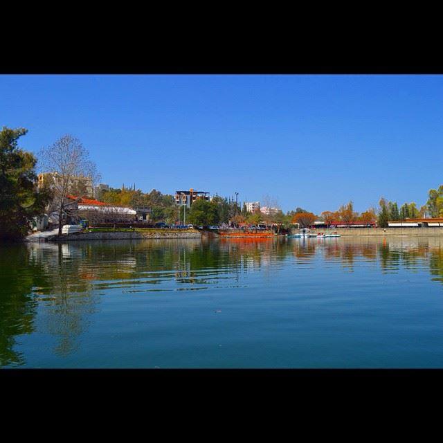 Le lac banchi 03-08-15 lakebnachii zgharta sundaytrip roadtrip lake...