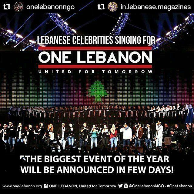 Repost @in.lebanese.magazines with @repostapp・・・ Repost @onelebanonngo...
