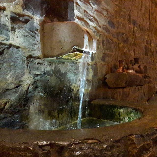 saintcharbel water baakafra RoyALKhouryPhotography oldlebanon ... (St. Charbel Baakafra)