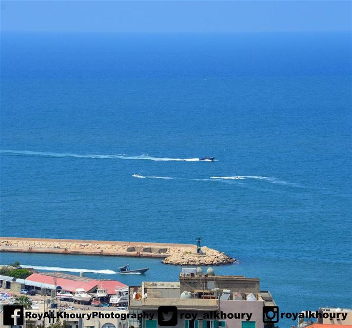 lebanon summer livelovejounieh beach boat livelovelebanon jounieh ... (Jounieh - Lebanon)