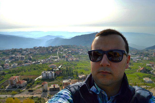selfie From Ehden ♡ haveaniceweekend royalkhoury livelovelebanon ... (Saydet El Hosn - Ehden)