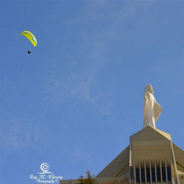 liveloveehden paragliding ehden ... (Saydet El Hosn - Ehden)