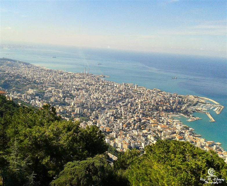(Via Mobile) livelovejounieh jounieh livelovekaslik lebanon beirut ... (Harîssa, Mont-Liban, Lebanon)