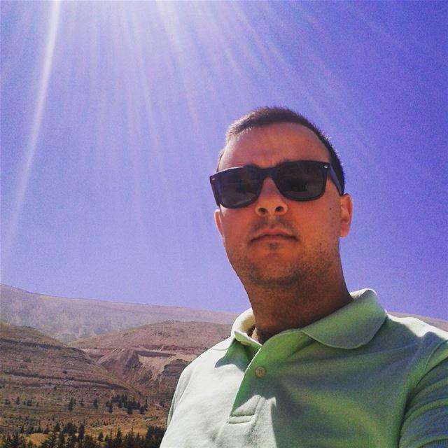 selfie cedars lebanon sunnyday summer2015 familytime qualitytime ...