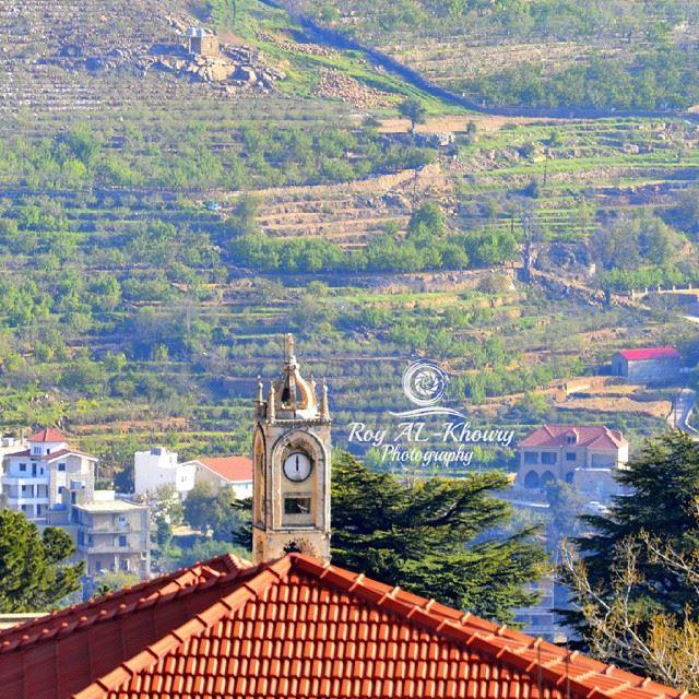 ehden saintgeorge dome مار_جرجس ... (Ehden, Lebanon)