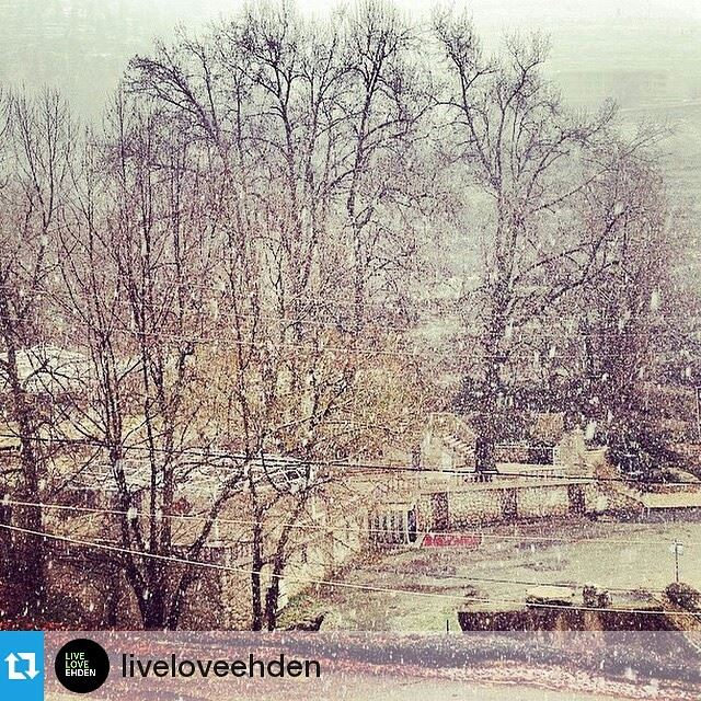 Repost @liveloveehden・・・Live snow from ehden lebanon backpack your...