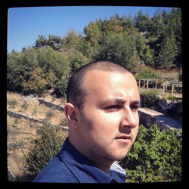 selfie wl karem 5alfi lebanon north_lebanon sebeel sunny ... (Sebhel)
