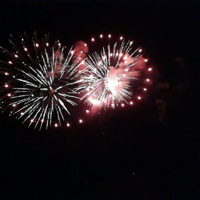 fireworks ...