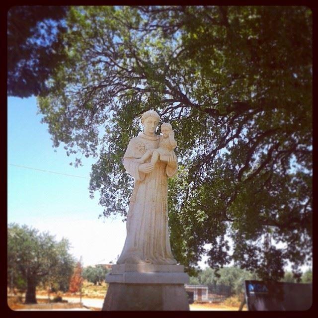 Saint Antoine de Padoue - kfarzeina - ZGHARTA - LIBAN NORD. north_lebanon...