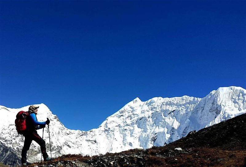 THE WONDERFUL THINGS IN LIFE IS THE THINGS YOU DO, NOT THE THINGS YOU... (Himalayas)