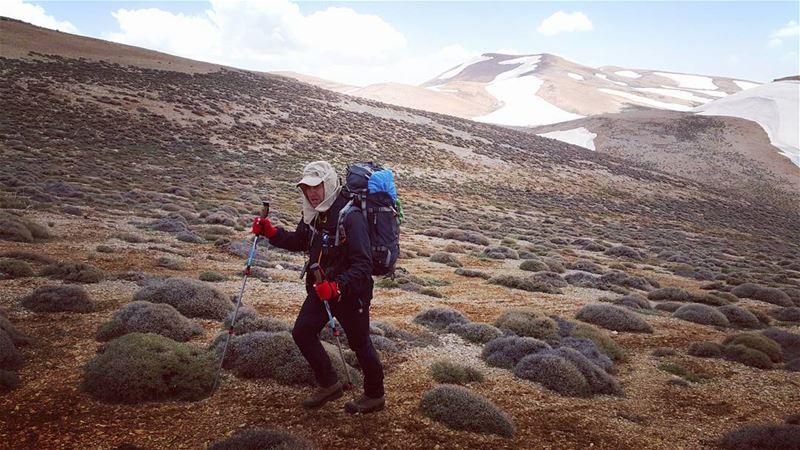 Trekking quornet sawda keephiking lebanese mountains mountaineering ...