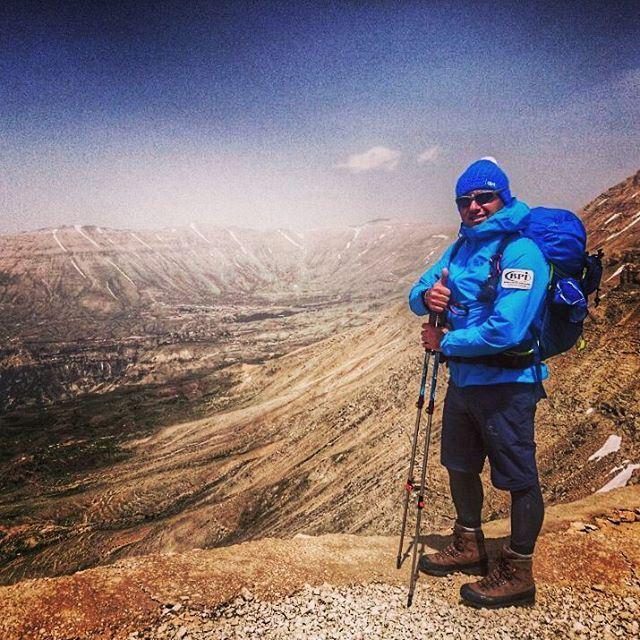 trekking mountaineering lebanese mountains tannourine trainhard ... (Tannourine, Liban-Nord, Lebanon)
