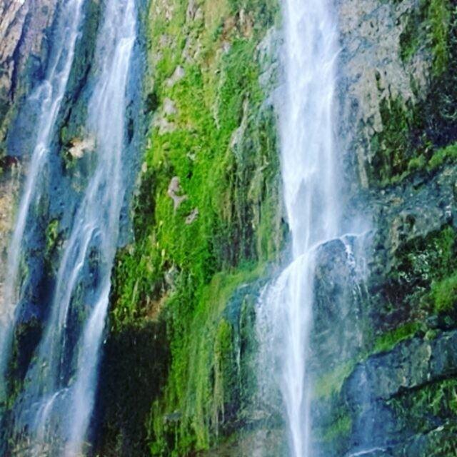 Water is life. waterfall jezine gravityfalls livelovejezzine ... (Jezzine Waterfall)