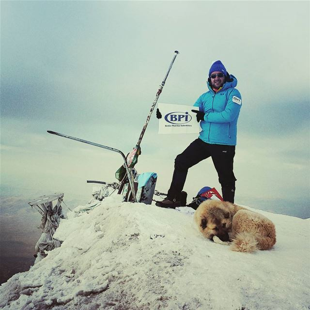 summit ararat 5165mtr expedition 2015 expandyourplayground... (Ararat, Armenia)