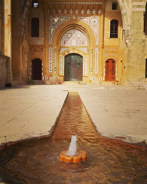 ♖........ Lebanon Beirut ... (Beiteddine Palace)