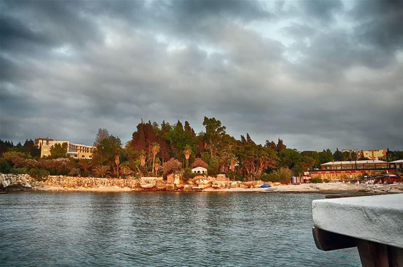The Coast of Amchit