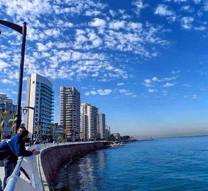 """Beautiful things dont ask for attention""❤❤ photography  view ... (Beirut, Lebanon)"