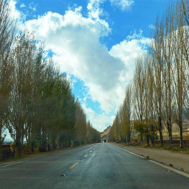 Goodmorning 💕💕 reminiscing moment tourist touring wanderlust ... (West Bekaa)