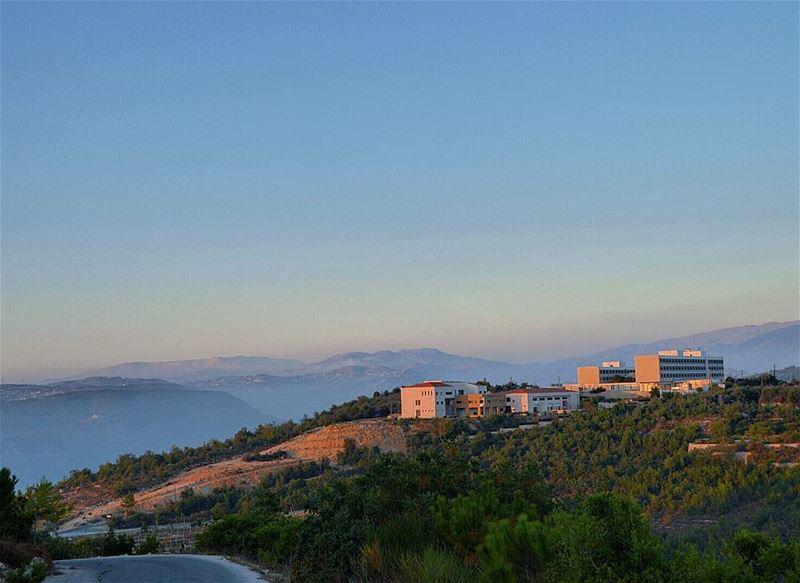 Somewhere in lebanon..goodmorning all 😚 morningpost photography ...