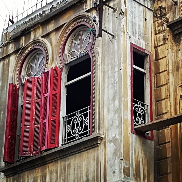 Old lebanese house in the heart of Mar Mikhael Beirut. tourleb ... (Mar mikheal)