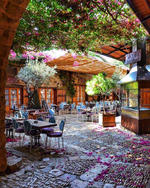 Around every hidden corner I found love 💜 ... (Jbeil-Byblos)