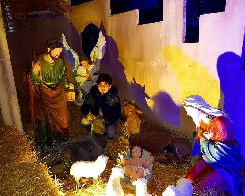 jesus isborn hallelujah joytotheworld merrychristmas mylovelynephew ... (Berdawni Zahle)