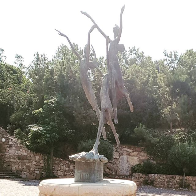 zoukroman amphitheatre lotsofamazingplaces inmycountry mylebanon ... (Zouk Roman Amphitheatre)