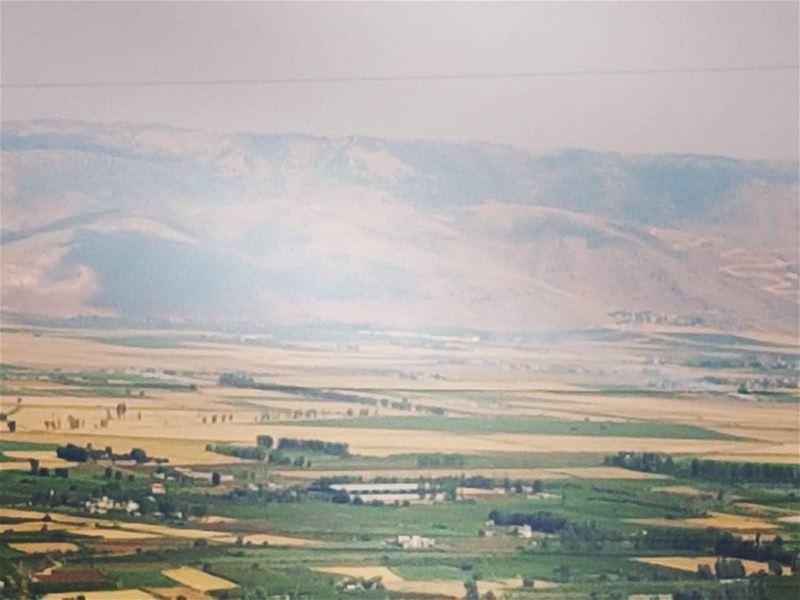 bekaavalley whatsuplebanon @whatsuplebanon @wearelebanon @proudlylebanese (Bekaa Valley)