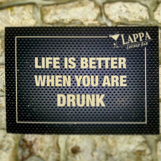 statement life drunk party fun music nightlife cheers friends ... (LAPPA)