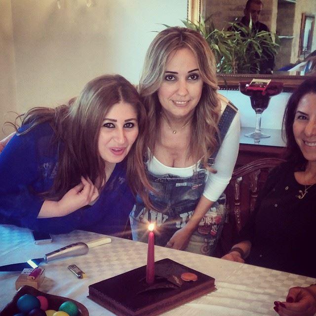 birthdaygirls brunch @youmna's colleagues friends april Beirut ...