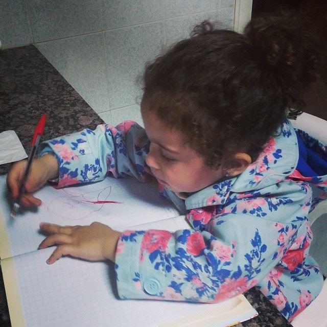Ella coloriage kids love beirut ...