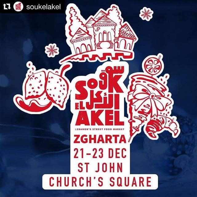 Repost @soukelakelSee you tonight in zgharta! lebanon beirut ... (Zgharta, كنيسة مار يوحنا المعمدان)