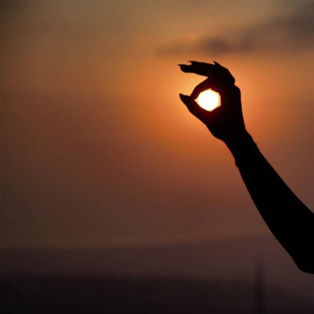 Enjoy every sunset... photo photos pic pics picture photographer ... (Souk El Gharb)