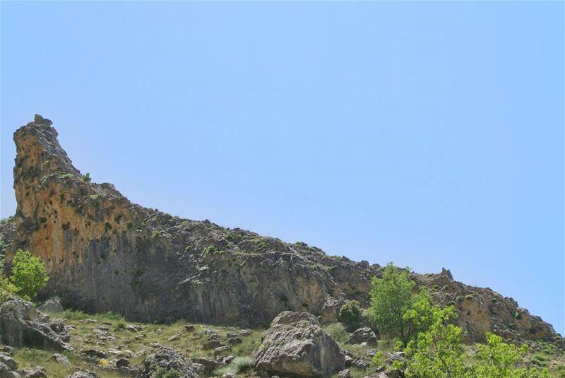 Shape of tannourine's rocks. tannourine lebanon wearetannourine... (Tannourine)