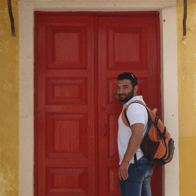 Opportunity does not knock,it presents itself when you beat down the door.... (Tyre, Lebanon)