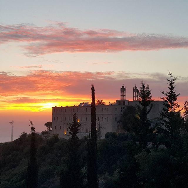 When the sun sets. jbeil beirut lebanon wearelebanon whatsuplebanon ... (Byblos - Jbeil)