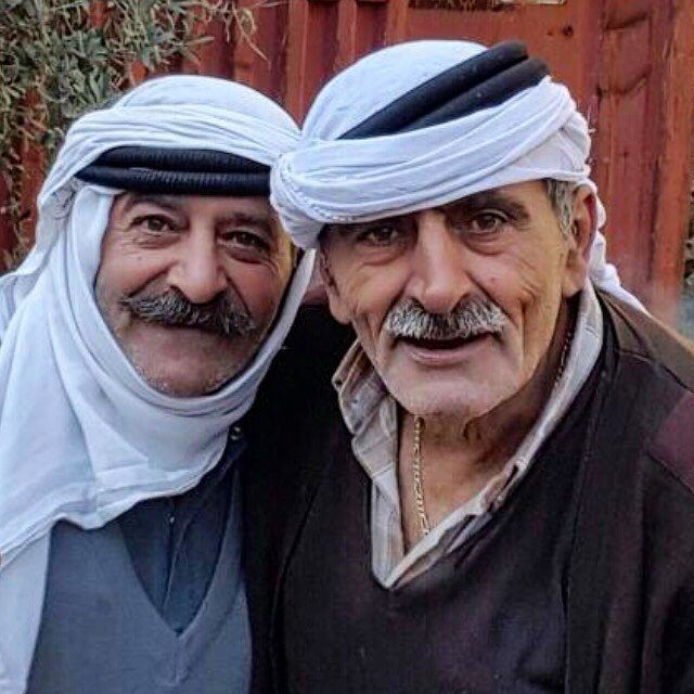 Brothers who play together stay forever. tannourine lebanon ... (Tannourine El Tahta)