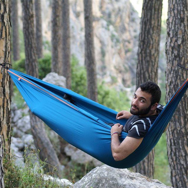 Peace is the result of retraining your mind, relax and take it easy. ... (Tannurin At Tahta, Liban-Nord, Lebanon)