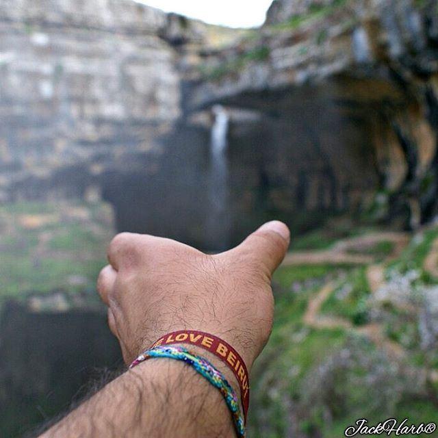 The miracle. balou3 balou3balaa balaa sinkhole tannourine lebanon ... (Tannourine-Balou3 Bal3a)