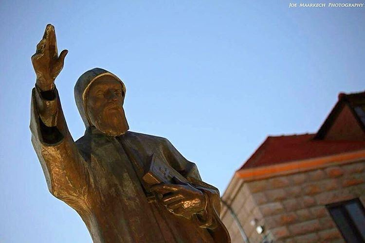 🙂 marcharbel saintcharbel annaya lebanon lebanese مار_شربل ... (Mar Charbel Aanaya)
