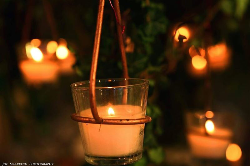 Don't get stuck in one candle; find other candles, create other candles! ...