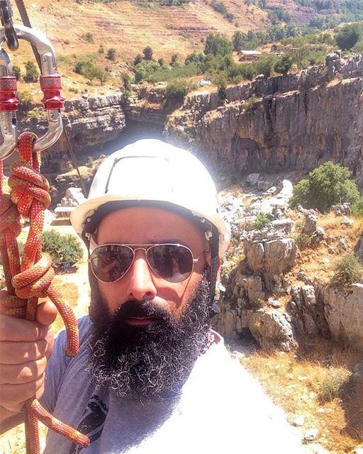 Belou3 bal3a 👌 tyrolienne rappelle lebanon tannourine balou3bal3a ... (Tannourine-Balou3 Bal3a)