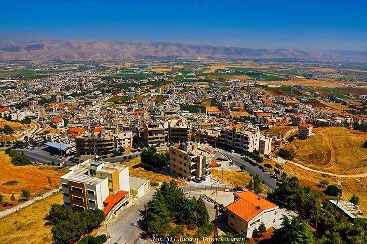 Zahle from top❤️ zahle lebanon bekaa bekaavalley livelovezahleh ... (Zahlé, Lebanon)