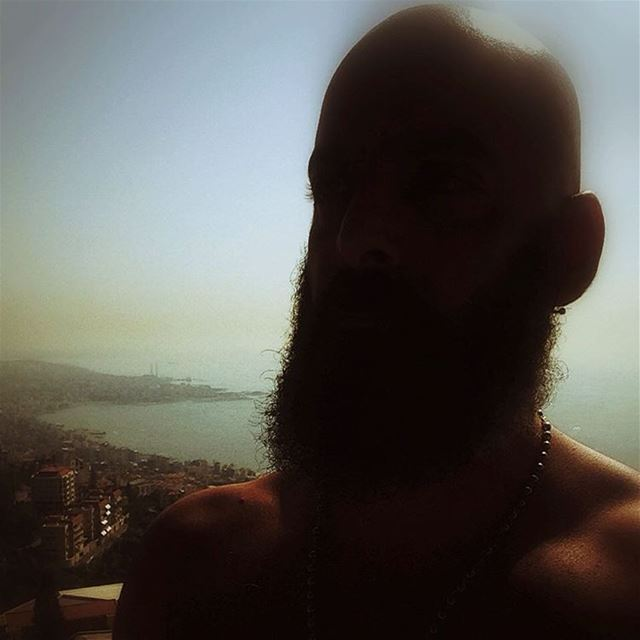 I met god..he has a beard. beards beard bearded beardporn ...