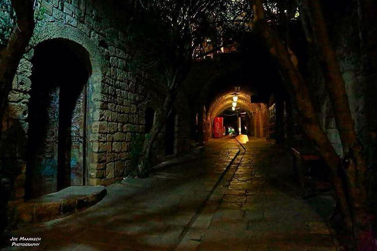 When the magic of Byblos... Say it all!  byblos  jbeil  oldsouk ...